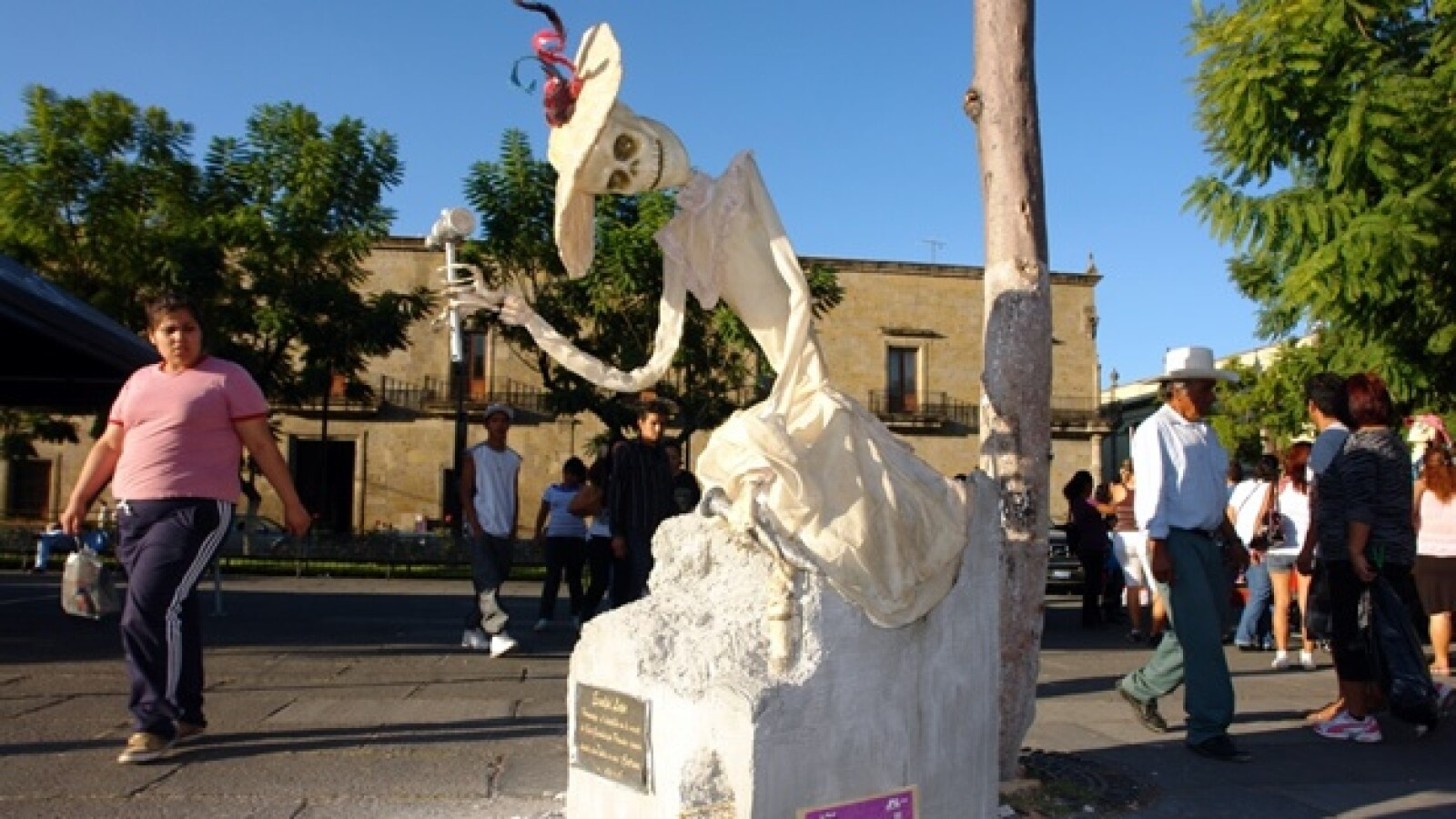 Catrinas exposición en Guadalajara 2010 8