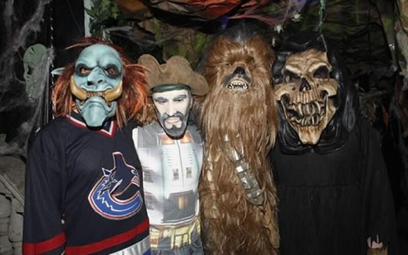Se acerca Halloween y es por eso que se hizo una selección de los mejores disfraces de años pasados para tomar alguna idea.