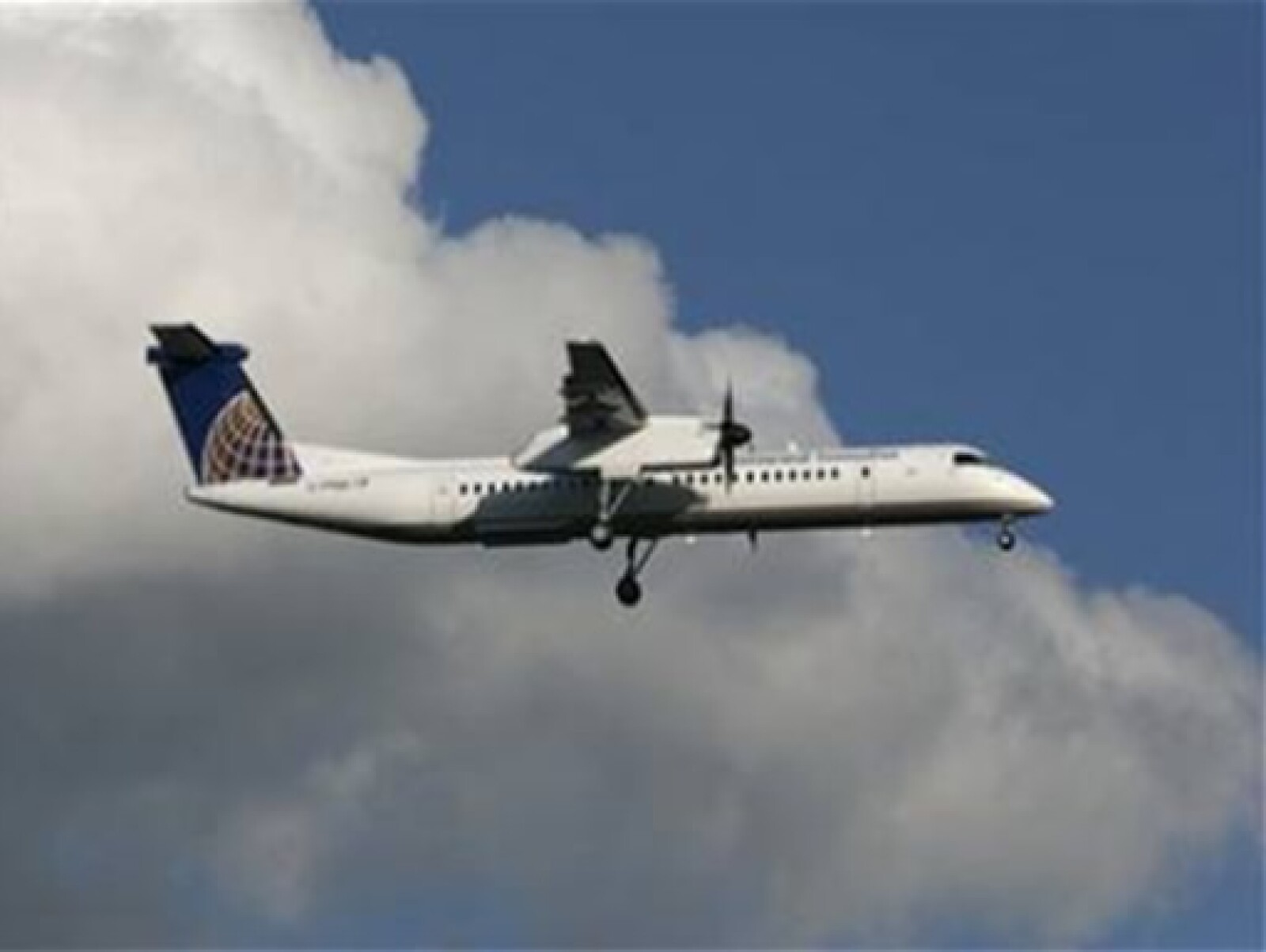 Bombardier Dash-8 Q400 era el nombre del aeroplano que sufrió el accidente en Buffal.