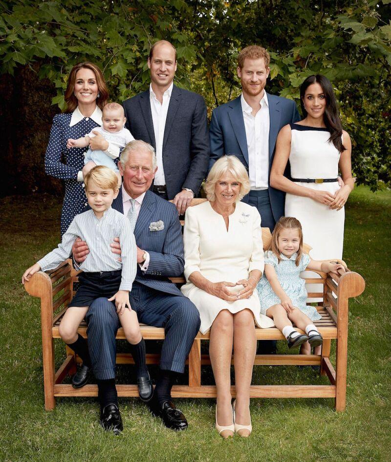 Cumpleaños 70, príncipe Carlos