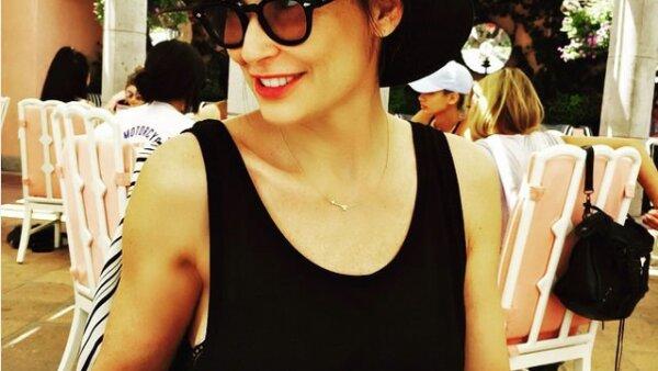 El brillo natural de Demi Moore ha conseguido que incluso llegue a opacar a sus hijas.