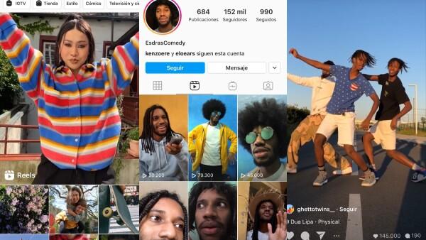 Reels busca darle a los usuario de Instagram lo que tiene en TikTok