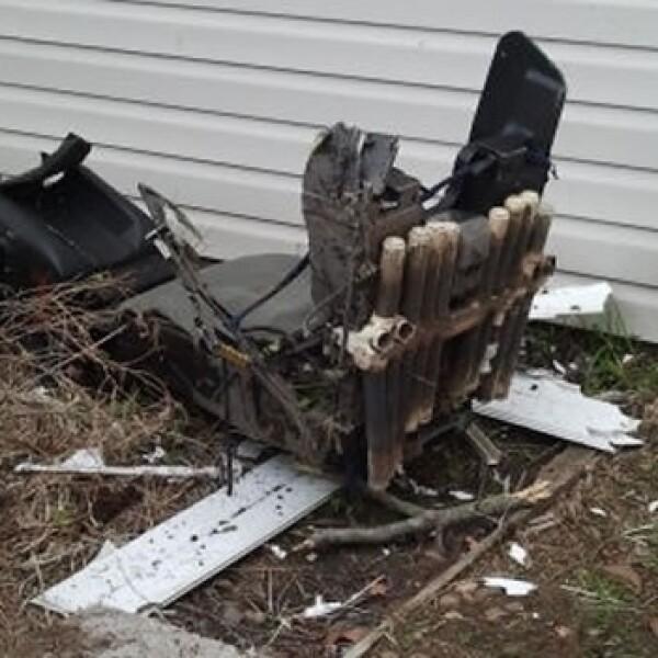 accidente virginia beach avion marina