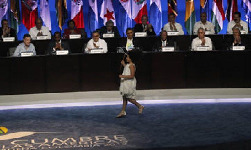 La secretaria ejecutiva de la Cepal, Alicia Bárcena, indicó que ser socios para la prosperidad significa respetarse como iguales. (Foto: Reuters)