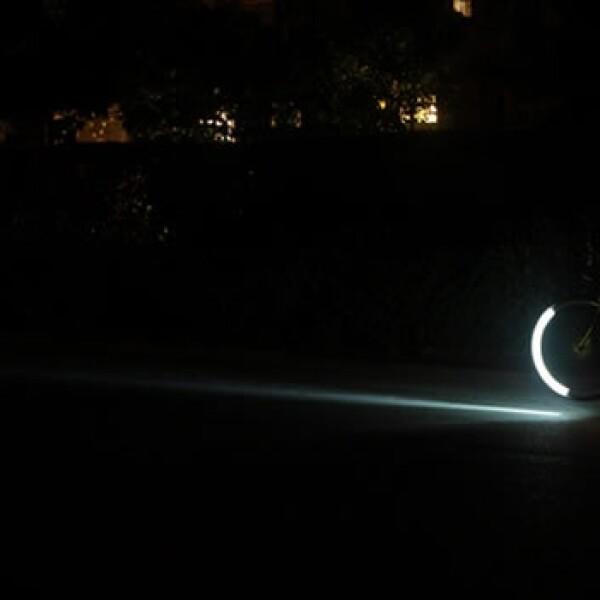 bicicleta luces revolights