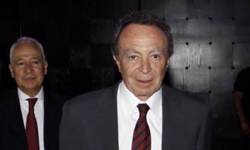 Guillermo Ortiz fue nombrado presidente de Banorte en febrero de 2011. (Foto: AFP)