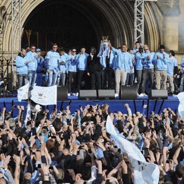 Manchester City - liga premier 1