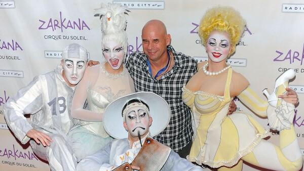 """Cirque Du Soleil """"Zarkana"""" Opening Night"""