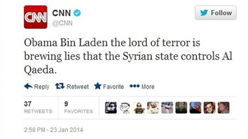 hackeo CNN Ejercito Electronico Sirio