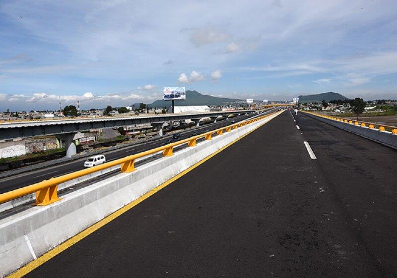 ampliación autopista mexico puebla