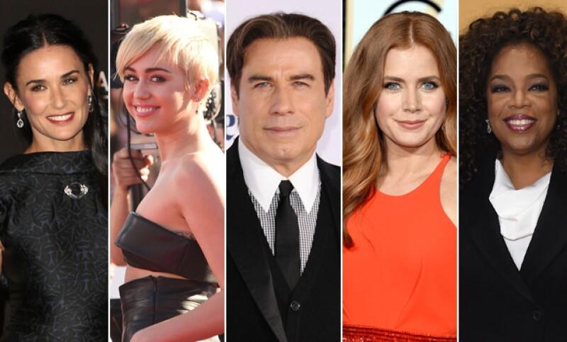 ¿Sabes para que personaje animado prestó su voz Miley Cyrus? Te contamos de esta y otras celebs que han hecho dobjaes para Disney.