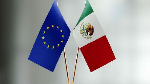 M�xico y la Uni�n Europea