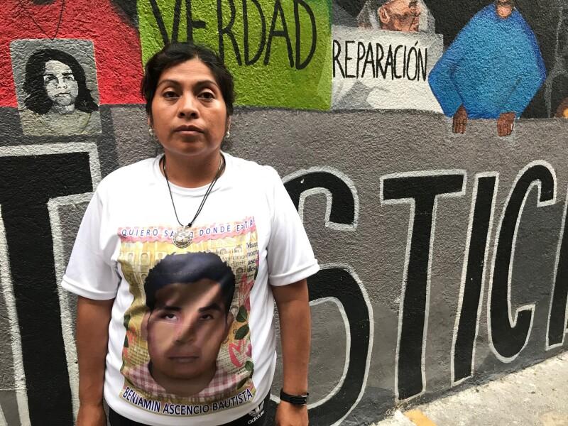 Madre Ayotzinapa