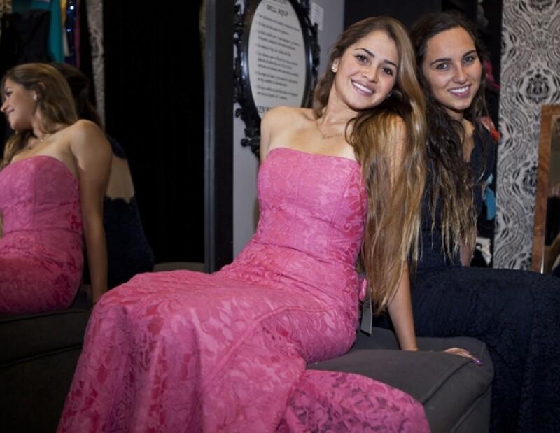 Jessica Cohen y Daniela Mizrahi.