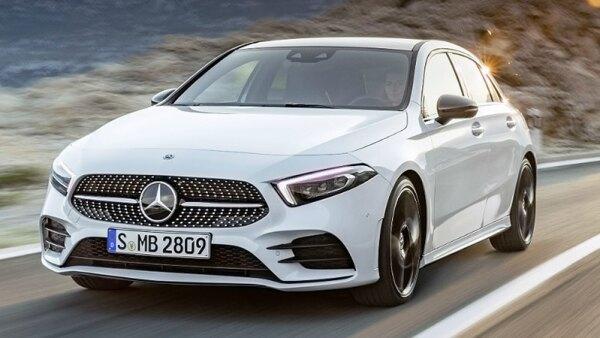 Clase A, Mercedes-Benz