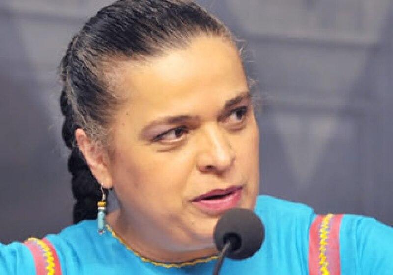 La presidenta del PRI dijo que las declaraciones del panista César Nava generaron irritación. (Foto: Archivo NTX)
