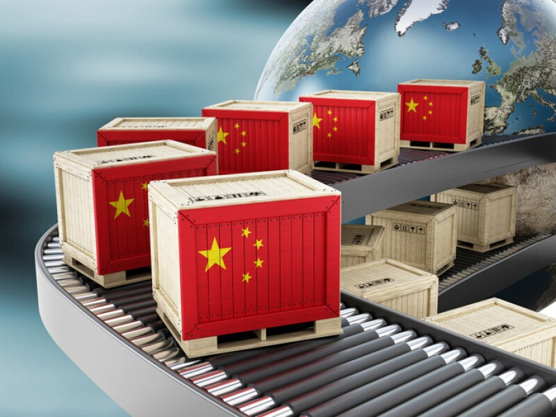 China's global exportation