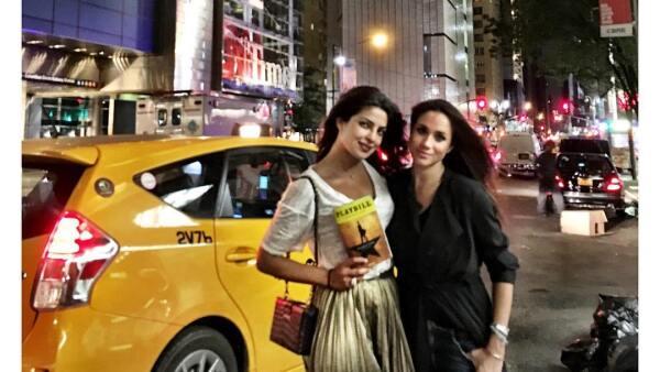 Priyanka Chopra y Meghan Markle