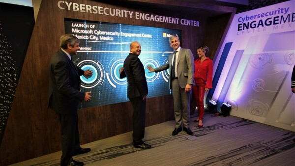 Centro de Ciberseguridad de Microsoft