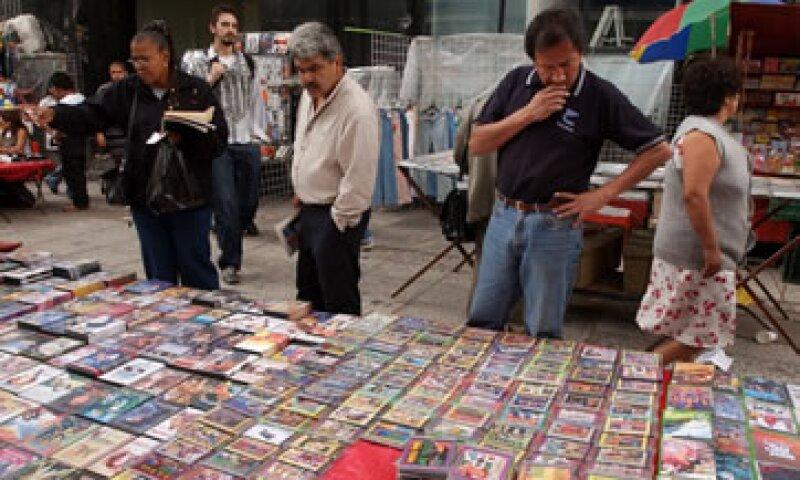 El IMPI indica que también los índices de piratería en México han bajado en los últimos seis años. (Foto: AP)