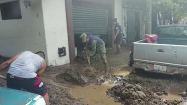 La tormenta tropical Vicente deja al menos 11 personas muertas