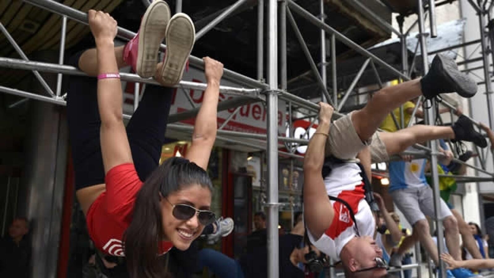 exhibicion de pole dance en argentina