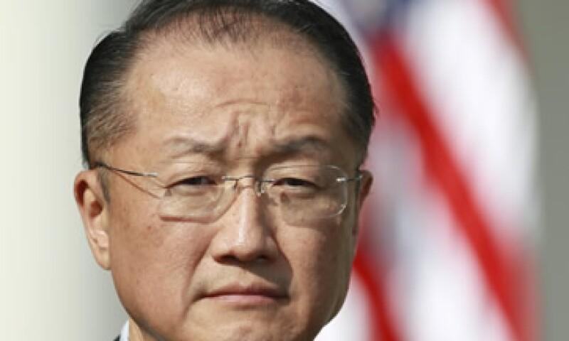 Se espera que Kim se someta a una ronda de preguntas de los directores del Banco Mundial. (Foto: AP)