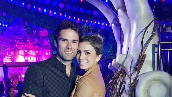 Jesús Bracamontes y su esposa, Lorenia Martínez