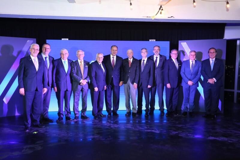 Coparmex lideres aniversario