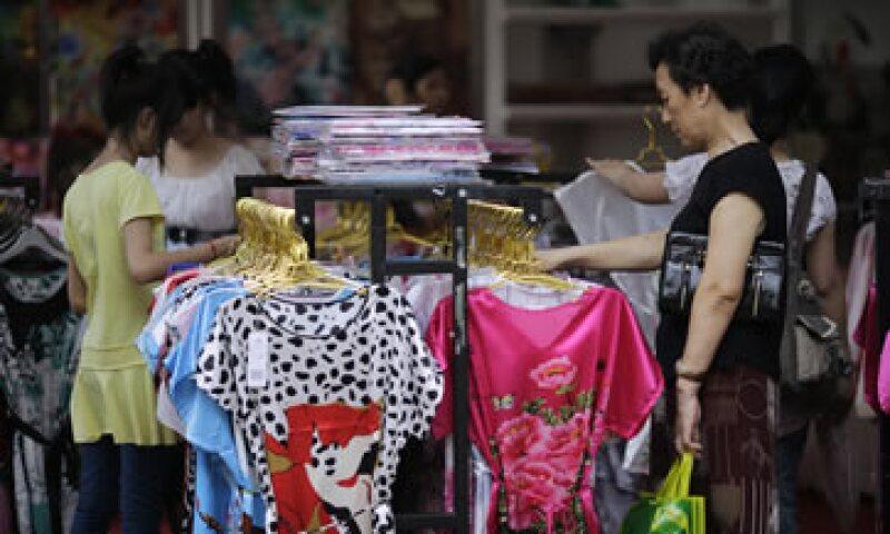 Un hogar chino con un tercio de sus ingresos asignados a gastos discrecionales es considerado de clase media. (Foto: AP)