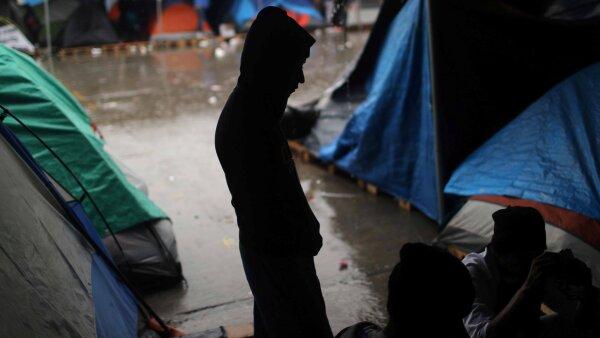 Migrantes Tijuana