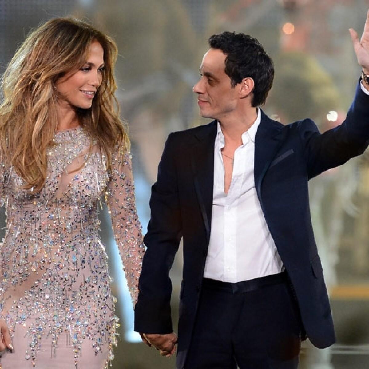 Jennifer Lopez hablará de su ruptura con Marc en un documental