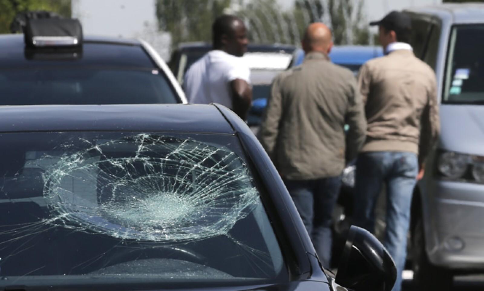 El Gobierno dijo que las personas que participaron en los ataques serán perseguidas.