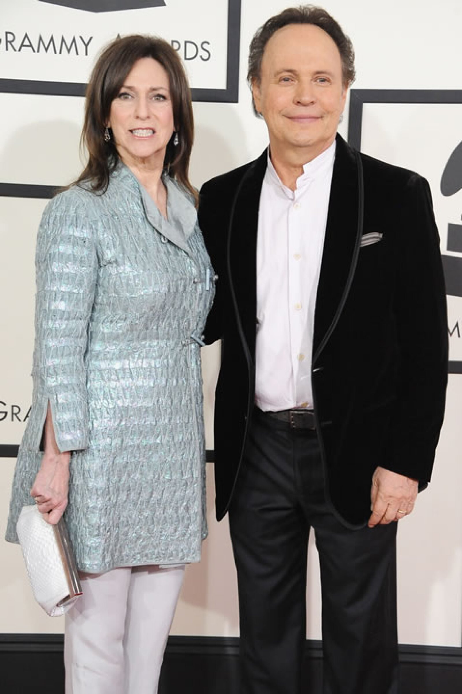 Janice Goldfinger, Billy Crystal.
