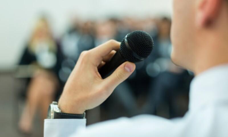 Los emprendedores sólo tendrán 3 minutos para exponer su empresa, más dos minutos para preguntas del panel de expertos.(Foto: iStock by Getty Images )