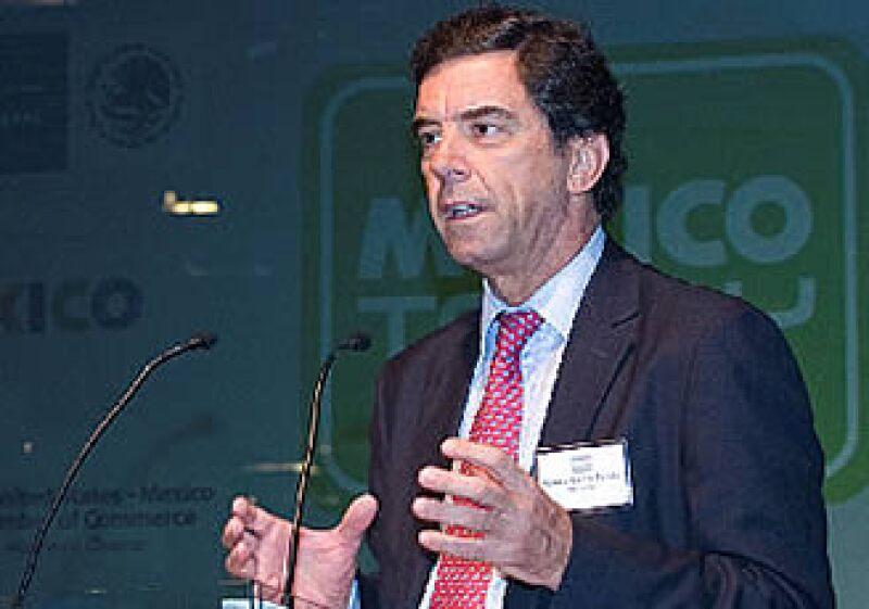 Alonso García Tamés asumió la Dirección de Desarrollo y Valuación de Proyectos de Infraestructura de América Latina de Citigroup. (Foto: Cortesía SE)