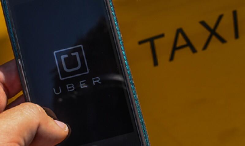 Río de Janeiro multará con 2,000 reales a los conductores de Uber (Foto: Getty Images/Archivo )