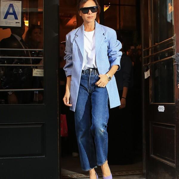 Celebrity Sightings In New York - September 10, 2017