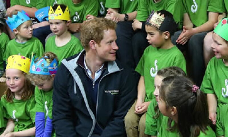 El príncipe Enrique se plantea la posibilidad de iniciar su familia. (Foto: Getty Images )