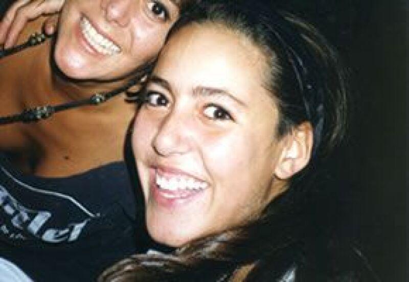 Stephanie tuvo a Michelle cuando era muy joven.