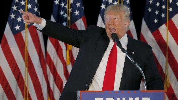 El magnate busca el respaldo de 1,237 delegados republicanos para competir por la presidencia de EU.