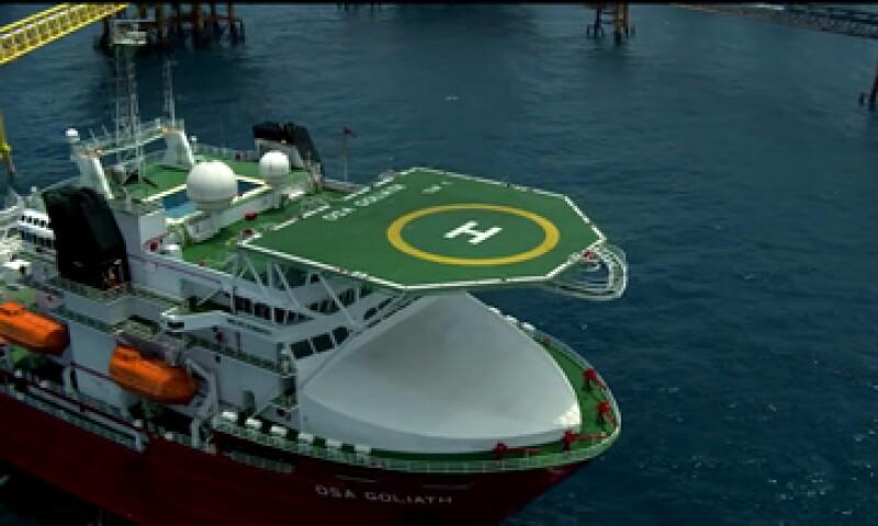 La firma noruega ya ha asegurado 8.9 mdd de cuentas bancarias de la Oceanografía. (Foto: Tomada de YouTube)