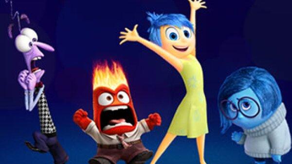 La película Intensamente fue bien recibida por los críticos en Cannes. (Foto: Facebook/PixarInsideOut )