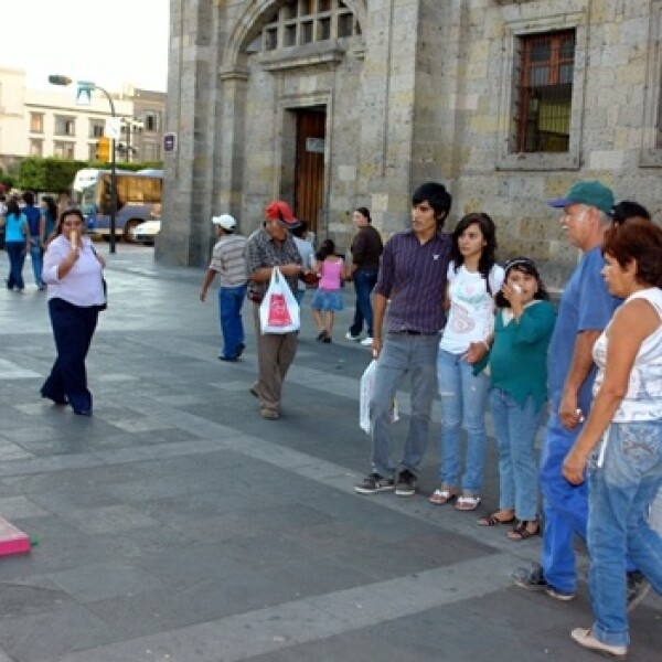 Catrinas exposición en Guadalajara 2010
