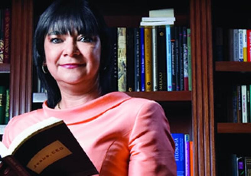 Directora de Administración y Finanzas de  Grupo Cementos de Chihuahua (Foto: Especial)