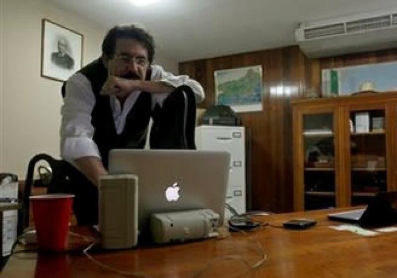 Manuel Zelaya se dijo escéptico acerca de los resultados de los negociaciones con representantes de Roberto Micheletti. (Foto: AP)
