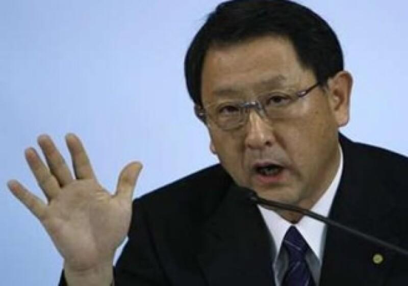 Akio Toyoda ha sido criticado por no haber expuesto con prontitud los problemas en los autos de la automotriz. (Foto: Reuters)