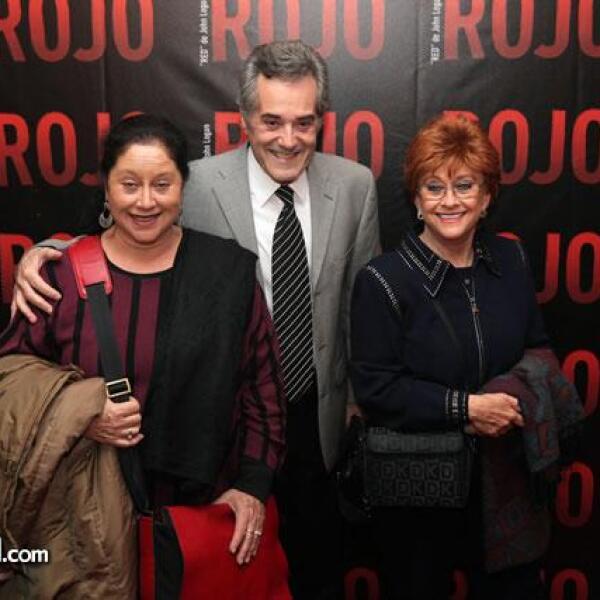 Angélica Aragón,Roberto Damico,Susana Alexander