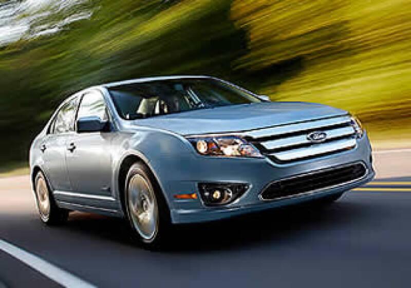 El híbrido de Ford fue premiado como Mejor Auto de 2010.  (Foto: Cortesía Ford Motor Co.)