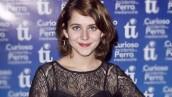 La joven actriz nos compartió los temas que han marcado su vida y contó por qué son tan especiales. Ella está en el mejor momento de su carrera.
